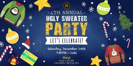 Annual Ugly Sweater Holiday Party tickets