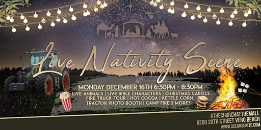 Oceans Unite Live Nativity