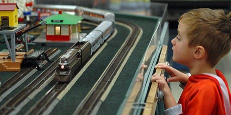 42nd ANNUAL JACKSONVILLE MODEL TRAIN AND RAILROADIANA SHOW AND SALE. tickets