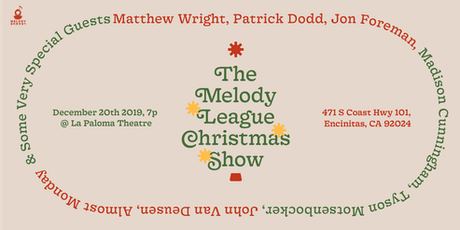 A Melody League Christmas Show tickets