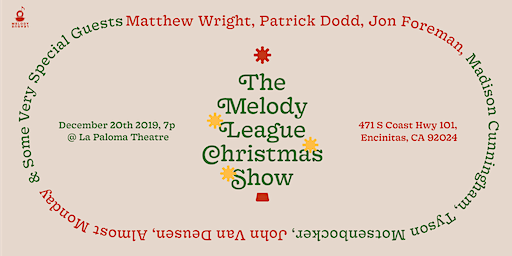 A Melody League Christmas Show