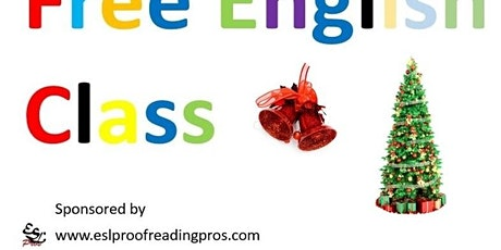 FREE  English Class- Forest Hills. Queens tickets