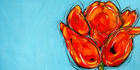 Tulip Series Paint Class tickets