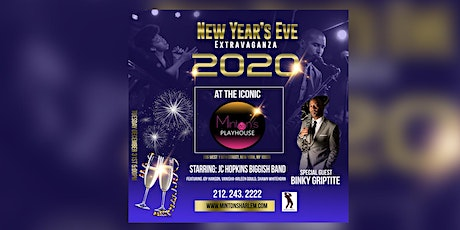 NEW YEAR'S EVE PARTY AT MINTON'S PLAYHOUSE tickets