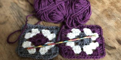 Intensive Beginner's Crochet tickets