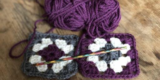 Intensive Beginner's Crochet
