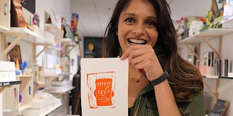 DIY Stamp Creation  tickets