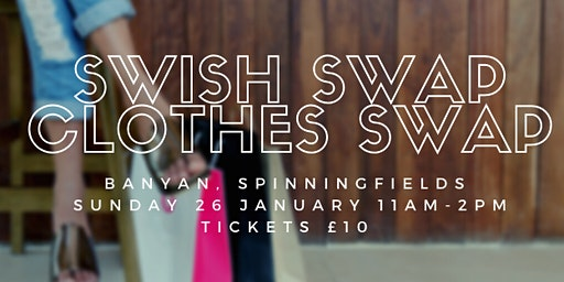 Swish Swap Clothes Swap Manchester