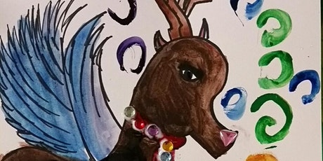Draw & Learn Winter Workshop for Grades K-5th 2019 tickets