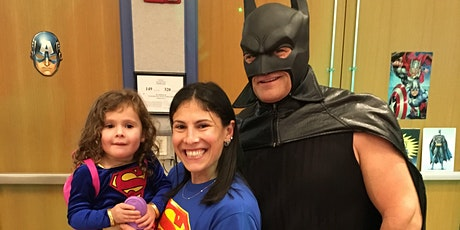 5th Annual Calling All Superheroes Party! tickets