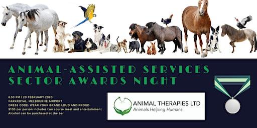 Animal Therapies Ltd Awards Dinner
