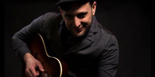 LIVE MUSIC - Justin Moyar 1:30pm-4:30pm