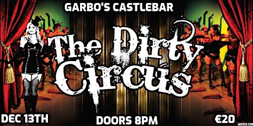Dirty Circus Christmas Party Mayo