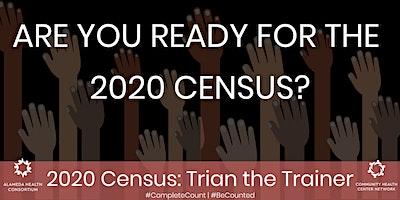 2020 Census: Train the Trainer