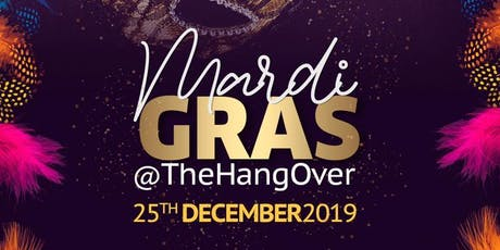 MARDI GRAS AT THE HANGOVER ROOFTOP BAR tickets