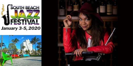 """The South Beach Jazz Festival presents """"Jazz in Motion on Ocean"""" tickets"""
