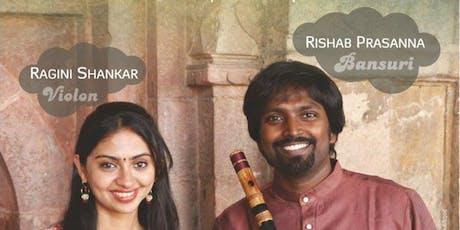 Concert de musique indienne billets