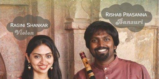 Concert de musique indienne