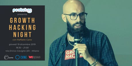 Growth Hacking Night tickets