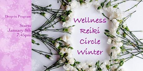 Wellness Reiki Circle Winter tickets