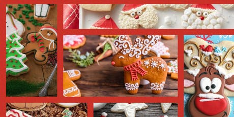 Christmas Cookie Workshop tickets