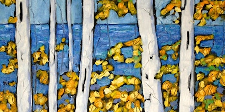 Beginners Birch Tree Paint Class tickets