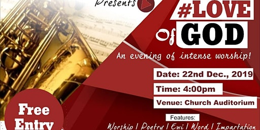 Worship Evening 2019: The Love of God