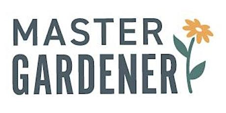 Children's Make and Take Mini-Garden - FC Master Gardener Seminar  tickets