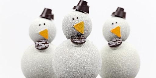 Carl the Snowman Class