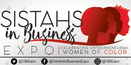 Sistahs in Business Expo 2020 - Philadelphia, PA tickets