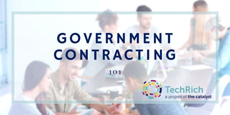 Government Contracting 101  tickets