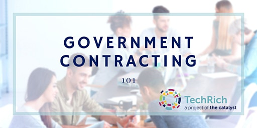 Government Contracting 101