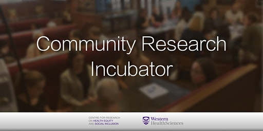 Community Research Incubator