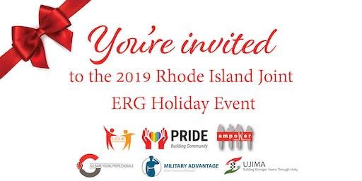 2019 Rhode Island Joint ERG Holiday Event