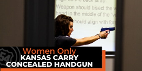 Women Only Concealed Carry Handgun tickets
