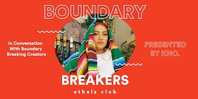 Kno Presents: In Conversation With Boundary Breaking Creators