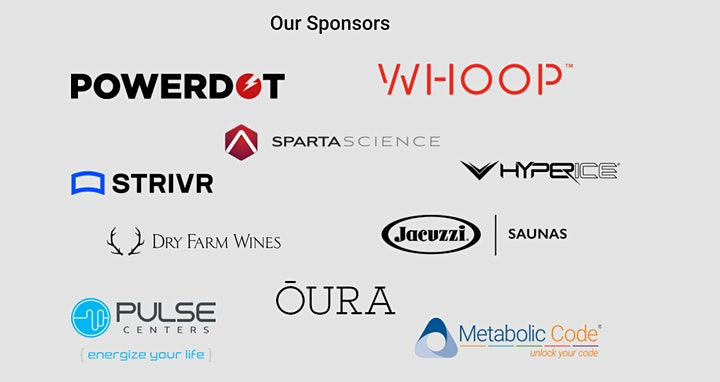 SILICON VALLEY HEALTH  AND PERFORMANCE SUMMIT 2019 image