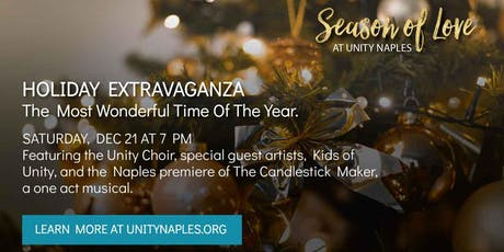 Holiday Extravaganza - The Most Wonderful Time of the Year! tickets