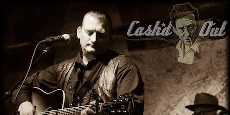 Cash'd Out:  The Premier Johnny Cash Show tickets