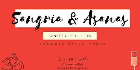 Sangria & Asanas tickets