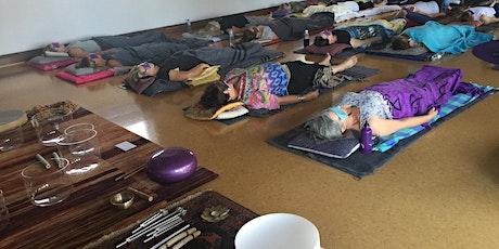 Wed 7:30pm Sacred Sounds Meditation $25 tickets