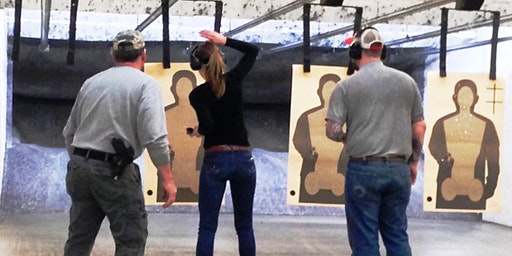 Defensive Handgun 1: Real-World Scenario Training for CCW Holders