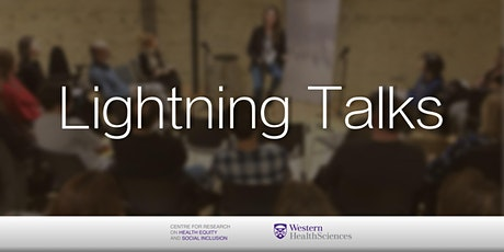 Lightning Talks and Reception tickets