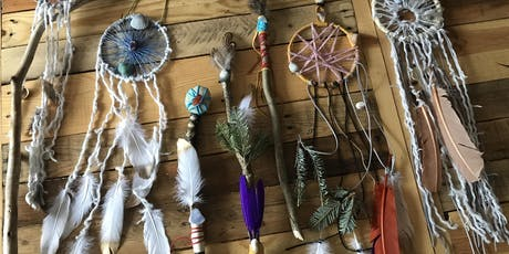 Magic Wand Visioning, Crafting & Yoga Party tickets