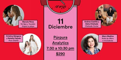 Ladies, Wine & Design Mérida - Aniversario 1