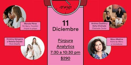 Ladies, Wine & Design Mérida - Aniversario 1 boletos