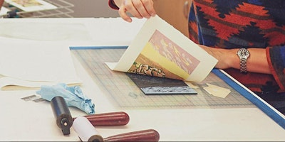 Intro to Linocut: Design and Share Meaning Workshop