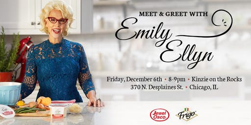 Frigo Presents an Emily Ellyn Meet & Greet!