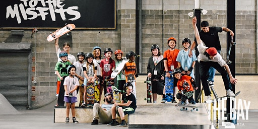 The Bay // Winter Break Skate Camp (Levels 1 & 2)