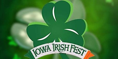 14th Annual Iowa Irish Fest tickets
